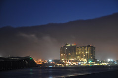 Destin, Florida (fisherbray) Tags: usa water fog night hotel nikon wasser nebel unitedstates florida resort destin eastpass 32541 okaloosacounty d5000 emeraldgrande fisherbray marlerbridge zip32541