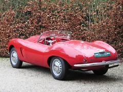 Arnolt Bristol Deluxe (1957).