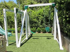 IMG_1139 (Swing Set Solutions) Tags: set play swings vinyl slide structure swing solutions playset polyvinyl