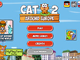 貓咪吃遍歐洲(Cat Around Europe)