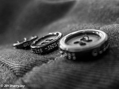 Buttons and bokeh (HarryJayphotos) Tags: day 365 edition day19 19 2013 19365 day19365 750365 3652013 365the2013edition 19jan13