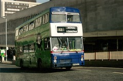 2748 A748 WVP (onthebeast) Tags: travel west buses circle birmingham 8 inner service midlands wmt