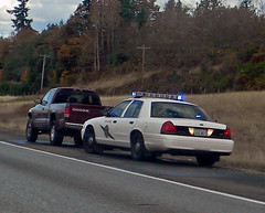 Washington State Patrol (AJM NWPD) (AJM STUDIOS) Tags: lights washington blurry i5 ticket wa ajm 2012 sirens interstate5 skagitcounty pulledover milltown speedtrap trafficticket fordcrownvictoria trafficstop washingtonstatepatrol 2013 nwpd ajmstudiosnet northwestpolicedepartment nleaf ajmstudiosnorthwestpolicedepartment ajmnwpd northwestlawenforcementassociation ajmstudiosnorthwestlawenforcementassociation pickupdodgedakota
