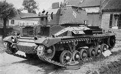 Kreuzer Panzerkampfwagen Mk.II 742(e) (Krueger Waffen) Tags: war tank wwii armor armour armored waffenss tanks panzer a10 afv worldwartwo armoredvehicle armoured armoredcar wehrmacht kreuzer panzerkampfwagen panzerwaffe beutepanzer worldwartwotanks tanksofthesecondworldwar cruisermarkii