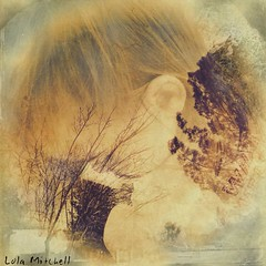 Nature's embrace (Lola Mitchell) Tags: laminar iphone5 imageblender hipstamatic