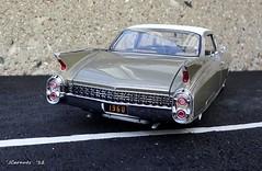 1960 Cadillac Eldorado Seville Hardtop (JCarnutz) Tags: seville cadillac eldorado 1960 diecast 124scale danburymint