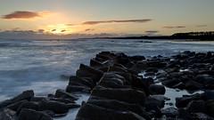 Winter Sunrise - Kingsbarns, Fife, Scotland (SS1 Design) Tags: winter cold sunrise scotland fife baltic