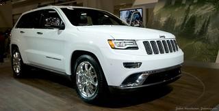 2013 Washington Auto Show - Upper Concourse - Jeep 2 by Judson Weinsheimer