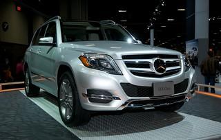 2013 Washington Auto Show - Lower Concourse - Mercedes-Benz 9 by Judson Weinsheimer