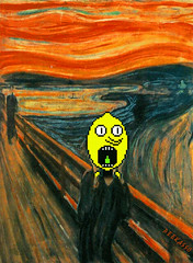 earl'y cry GIF (Schabrazze aka Peekasso) Tags: art illustration design blog graphic time kunst internet adventure pixel online gif cry vector cyber netart fecalface quickhoney peekasso gifart