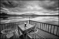 20160529-IMGP1213-BW (jenkwang) Tags: bali lake pentax f28 bnw k1 kintamani 1428 14mm samyang