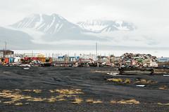 Arctic Shipping II (danielfoster437) Tags: arcticcircle arcticeconomy arcticlife arcticshipping boating commerce economy lifeinthearctic longbearbyen port shipping spitsbergen svalbard trade