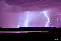 F000007 (PeterKuwertPhotography) Tags: weather clouds lightening storms