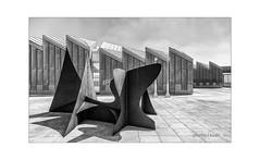 Graphit . . . (Dichtung & Wahrheit (Poetry and Truth)) Tags: alexandercalder hanshollein art architecture sculpture