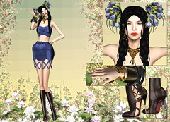 Elegance Boutique - Amy (Rehana MiSS SLVietnam, Face of CHOP ZUEY 2015) Tags: secondlife rehana fashion rehanaseljan event cosmopolitan eleganceboutique lode chopzuey kc laboheme slink truth posesion