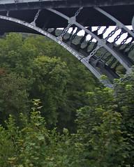 In The Year MDCCLXXIX - Iron Bridge (amandabhslater) Tags: ironbridge shropshire 1779 riversevern gorge mdcclxxix