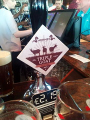 Hornes Triple Goat Porte (DarloRich2009) Tags: triplegoatporter hornesbrewery hornestriplegoatporter hornes brewery beer ale camra campaignforrealale realale bitter hand pull