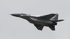 RIAT 2016_MiG29_02 (andys1616) Tags: mikoyan mig29 fulcrum 1eskadralotnictwataktycznego 1sttacticalfightersqn polishairforce royal international airtattoo raffairford gloucestershire july 2016