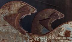 iron dolphins (rooibusch) Tags: brandenburg brandenburganderhavel germany geschichte halle industriemuseum museum siemensmartinofen stahl stahlwerk technischesdenkmal