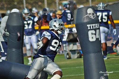 Cowboys Training Camp 2016