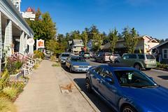 Eastsound Main Street (erickPDX) Tags: sanjuanislands orcasisland demorcas washington pnw
