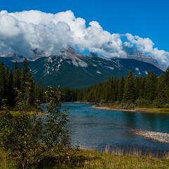 DSC_0004 (Adrian De Lisle) Tags: banffnationalpark banff mountains bowriver