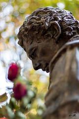 Senna Monument, Imola (glank27) Tags: ayrton senna karl glanville imola tamburello curva monument death memorial canon eos 70d ef50mm f18ii f1 brazilian san marino 1994