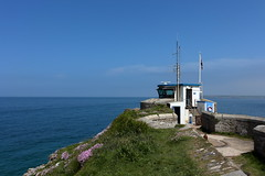 St Ives Coastguard Lookout. (Mike.Dales) Tags: stives theisland cornwall england coastguard