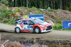 DSC_1911 (Salmix_ie) Tags: wrc rally finland 2016 july august fia motorsport ralley ralli neste gravel sand soratie speed nikon nikkor d7100 dust cars akk jyvskyl dmac michelin pirelli
