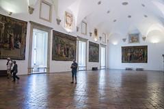 Urbino - Ducal Palace Hall of Honour Full of Tapestries (Le Monde1) Tags: urbino italy unesco worldheritagesite lemonde1 nikon d610 city ducalpalace raffaellosanzio federicodamontefeltro 2nddukeofurbino giovannipascoli palace hallofhonour fedux