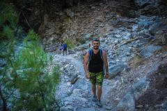 DSC_1294 (Dan Kistler) Tags: samaria gorge hiking rocks sea adventure principia college travel greece