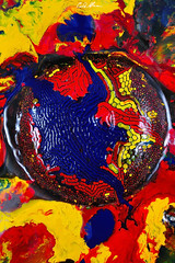 _DSC9900 (carlo.ulpiani) Tags: carloulpiani d90 ferrofluid ferro fluid nikon pfr photography carlo color art