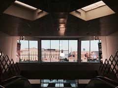 Airport (wanda.w) Tags: licht light symmetrisch symmetrie autriche sterreich austria flughafen wien vienne vienna airport