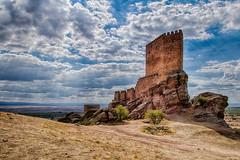 Tower of Joy (Javiralv) Tags: tower joy game thrones clouds spain torre alegra juego tronos nubes espaa castillo zafra