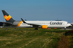 D-ABUT (Condor) (Steelhead 2010) Tags: condor dreg dabut yyz boeing b767 b767300er