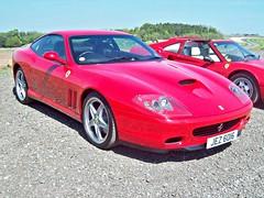 139 Ferrari 575M Marinello (2003) (robertknight16) Tags: ferrari italy 2000s 575m marinello sportscar pinninfariina romciotti donington jez6016