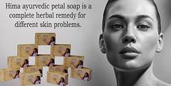 Hima Petal Soap (HIMA Life Care) Tags: hima soap ayurvedic ayurveda benefits better skin skincare fair fairness freshness texture beauty health natural herbal
