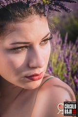 Nicole Petre (Ardo Gwyddon) Tags: brihuega fashion lavanda models shootinglavanda sun campo modelo face portrait retrato cara diademadeflores diadema flores