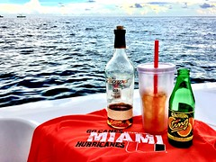 Jamaican Ting with Zacapa Rum (miamism) Tags: cocktails miamicocktails zacaparum miamiboating miamifun ting jamaicanting rum