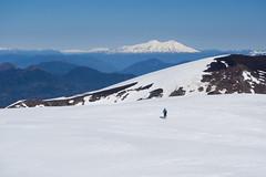 Randonee Pichillancahue Los Nevados (Patricio Jimnez Barros) Tags: pichillancahue randonee ski chile araucania skitouring parquenacionalvillarrica