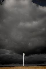 I'm still standing (Sten Dueland) Tags: wind mill windmill energy renewable power electricity denmark jutland danmark jylland