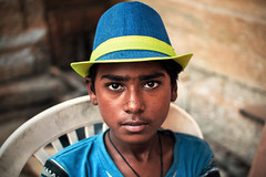 Ghanghan (alfieianni.com) Tags: india portrait people boy boys rajasthan indian teen young