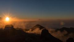 Lever de Soleil - Soufrière - [Guadeloupe] (Thierry CHARDES) Tags: contrejour fumerolles sigma1750mmf28 backlight ladésirade france antilles caraïbes caribbean guadeloupe volcan soufrière basseterre sunrise iles