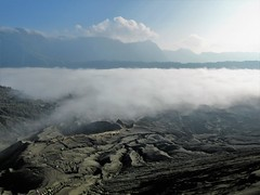 Mount Bromo (SqueakyMarmot) Tags: travel asia indonesia java 2016 kalibaru mountbromo fog