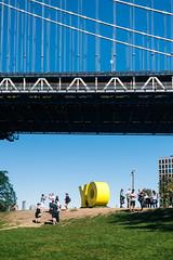 Yo (JoelZimmer) Tags: 35mmf2d brooklyn brooklynbridge brooklynbridgepark dumbo manhattanbridge newyork nikond750 unitedstates