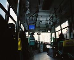 ... (june1777) Tags: snap street seoul bus mamiya rz 67 rz67 z 65mm f4 fuji pro 400 h 400h pro400h