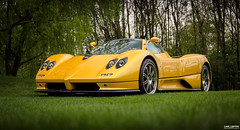 Get low (Francesco Carlo | Automotive Photographer) Tags: fcarphoto canon eos 5dmkiii 5d pagani zonda s roadster cars coffee cc italy mercedes amag
