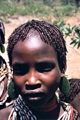 (Rafael García Márquez マドリード) Tags: africa tribes ethiopia et etiopía turmi hamertribe