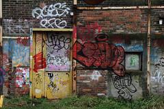 graffiti (wojofoto) Tags: holland amsterdam graffiti nederland netherland ndsm noord wolfgangjosten wojofoto