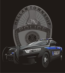 "HELLAM TWP PD 46208119 FB • <a style=""font-size:0.8em;"" href=""http://www.flickr.com/photos/39998102@N07/8263667455/"" target=""_blank"">View on Flickr</a>"